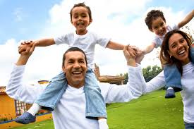 Happy Family Experiences Easy Pay Plan Benefits